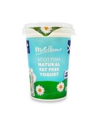 Fat Free Natural Yogurt