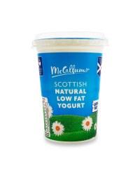 Low Fat Natural Yogurt