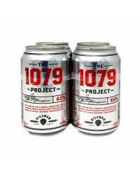 The 1079 Project Pilsner 330ml