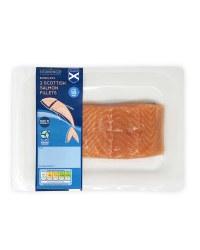 Boneless Scottish Salmon Fillets