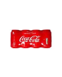 Coca-Cola Original Taste 8x330ml