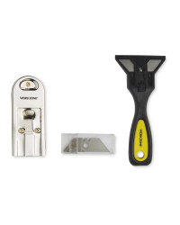 Workzone Scraper 2-Piece Set