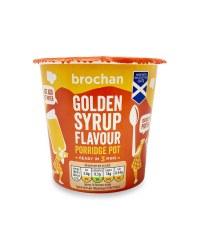 Golden Syrup Flavour Porridge Pot