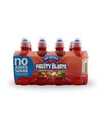 No Added Sugar Blasts Summer Fruits