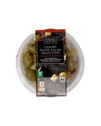 Olive Salad Selection Olives