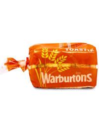 Warburtons Toastie White Bread