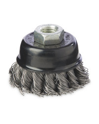 Workzone Twisted Cup Brush