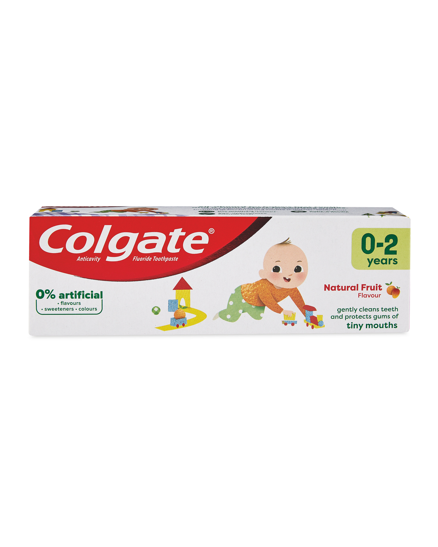 Kids' Fruit Toothpaste 0-2 Years