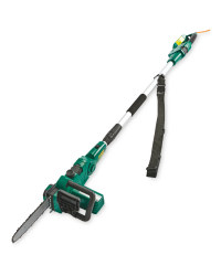 Electric Pole Pruner & Chainsaw