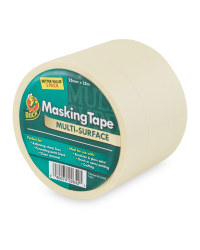 3 Pack Duck Masking Tape