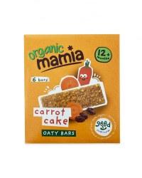 6 Carrot Cake Soft Oaty Bars