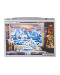 Winter Coming To Life Jigsaw Puzzle