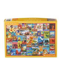 Exotic Destinations Jigsaw Puzzle