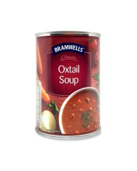 Bramwells Oxtail Soup 400g
