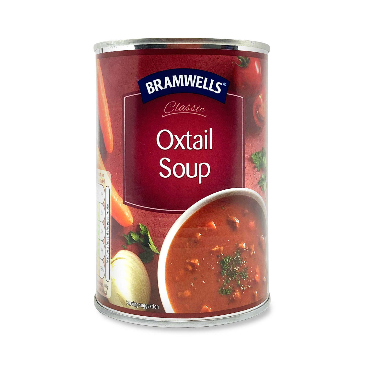 Classic Oxtail Soup