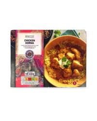 Inspired Cuisine Chicken Korma
