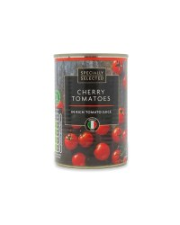 Cherry Tomatoes In Rich Tomato Juice