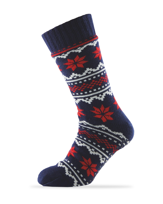 748926b63d0 Sherpa Fleece Slipper Socks - ALDI UK
