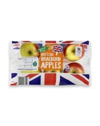 Nature's Pick Braeburn Apples 6 Pack