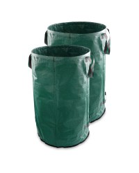 120 Litre Garden Bag 2-Pack