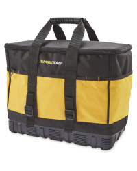 Workzone Yellow/Black DIY Tote Bag