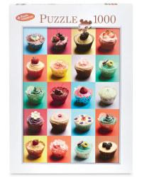 1,000pc Cupcake Heaven Puzzle