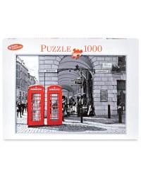 1,000pc London Puzzle