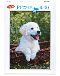 1,000pc Lucky Dog Puzzle