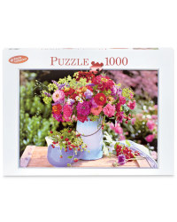 1,000pc Summer Bouquet Puzzle