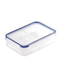 1.1L Divided Food Storage Tub