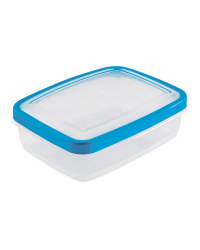 1.3L Rectangle Seal Tight Container - Blue
