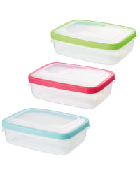 1.3L Rectangle Seal-Tight Containers