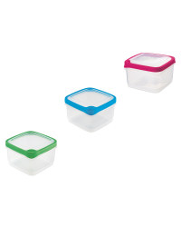 1.4L Square Seal Tight Containers