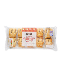 10 Snack Lincolnshire Sausage Rolls
