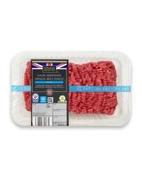 100% British 5% Fat Lean Beef Mince