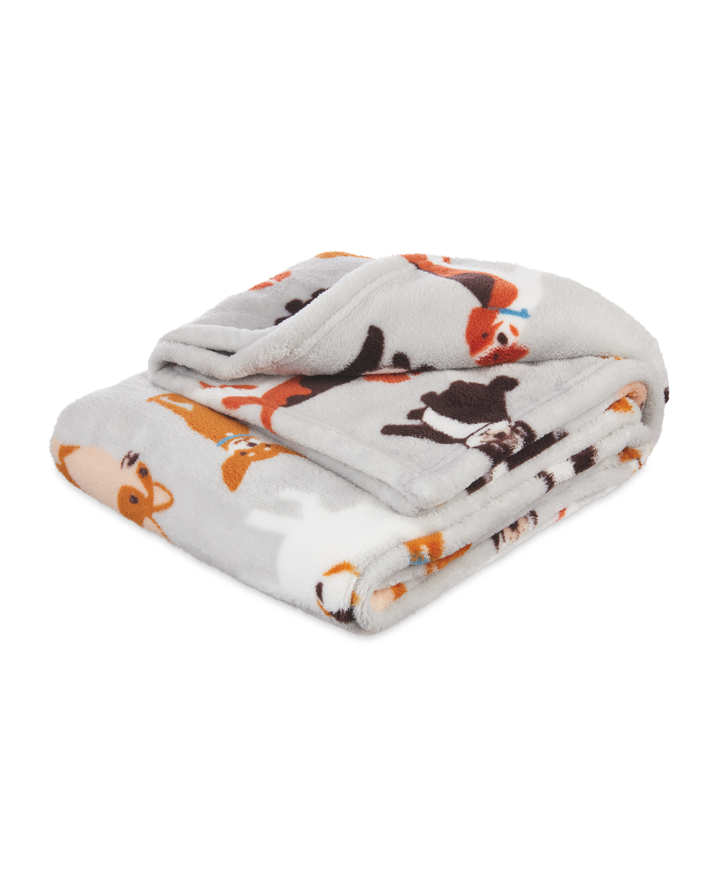 101 Dogs Soft Pet Blanket