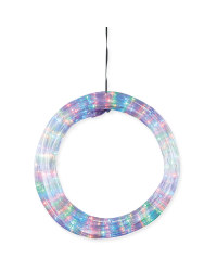 Perfect Christmas 10m Rope Light - Multi
