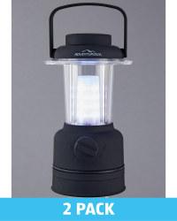Adventuridge 12 LED Lantern 2 Pack