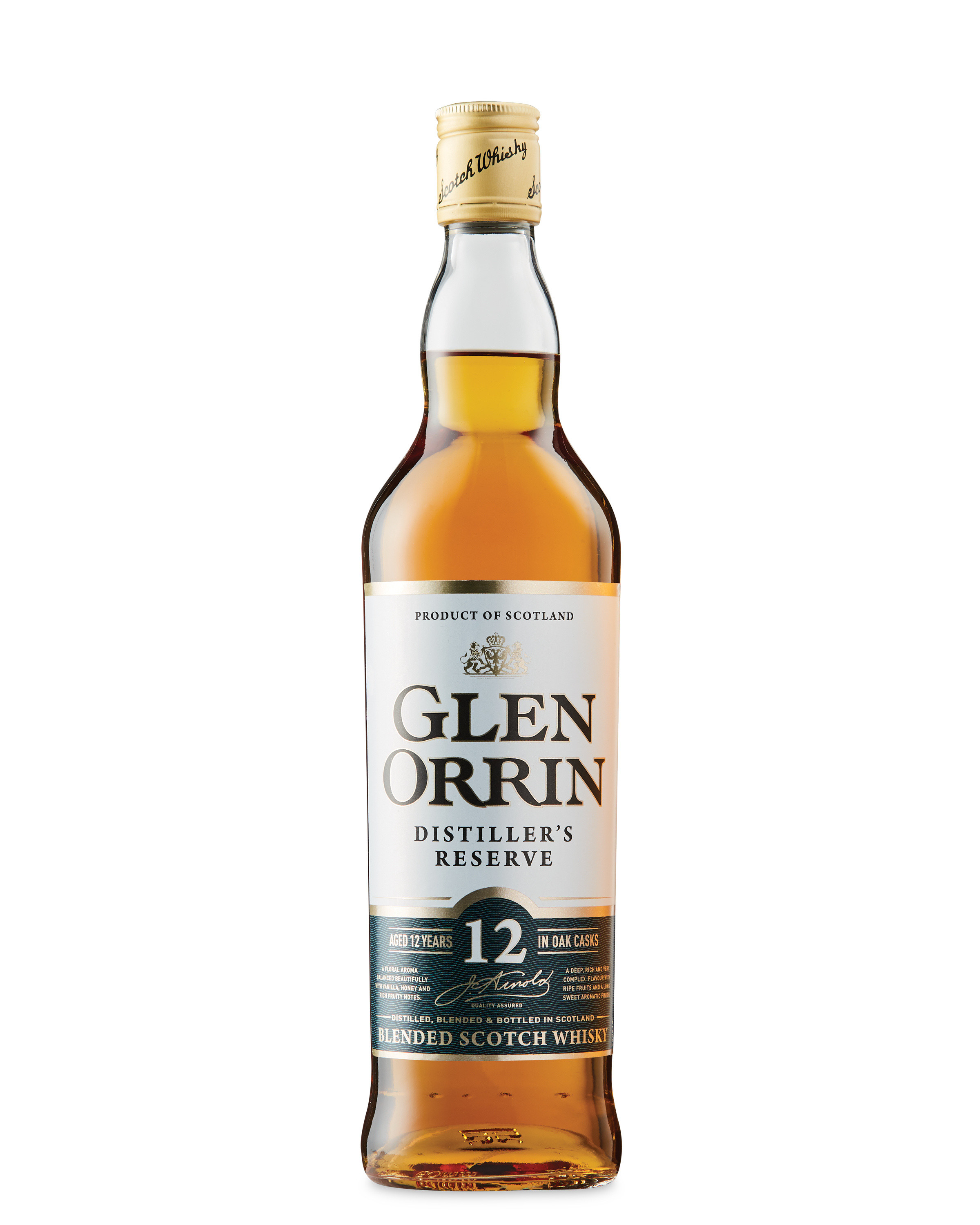 12 Year Old Blended Whisky