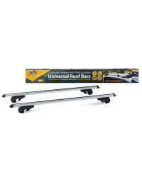 120cm Open Rail Roof Bar