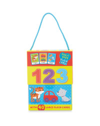 Tiny Tots 123 Flash Cards