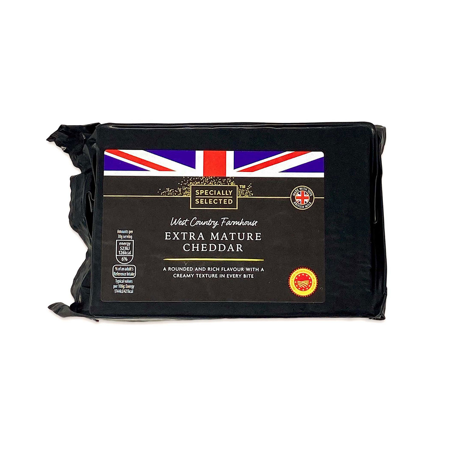 West Country Extra Mature Cheddar