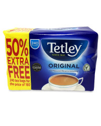 160 Teabags + 50% Extra Free