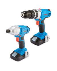 18V Li-Ion Drill & Driver Kit