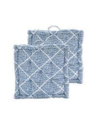Diamond Garden Cushion Seat Pads