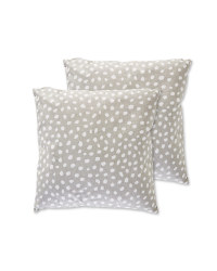 Dots Garden Cushion 2 Pack