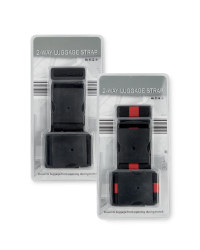2-Way Luggage Strap