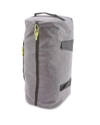 Crane Grey 2 In 1 Duffle Bag