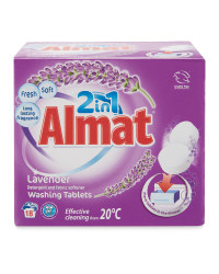 2 in 1 Washing Tablets