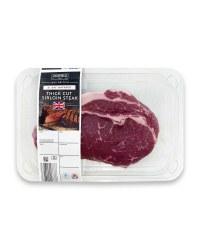 21 Day Matured Thick Sirloin Steak